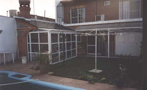 Fraital aberturas aberturas aluminio cerramientos - Cerramientos de aluminio para porches ...